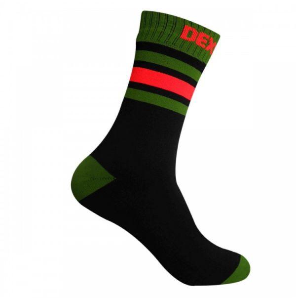 Dexshell Ultra Dri Sports Socks L Носки водонепроницаемые с оранжевой полоской