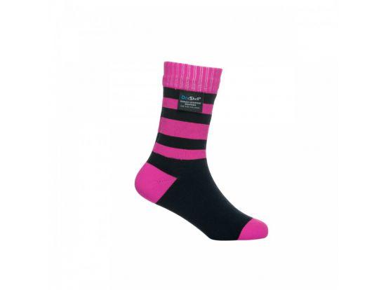Dexshell Children soсks pink S Носки детские водонепроницаемые розовые