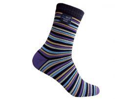 Dexshell Ultra Flex Socks Stripe XL Носки водонепроницаемые в полоску
