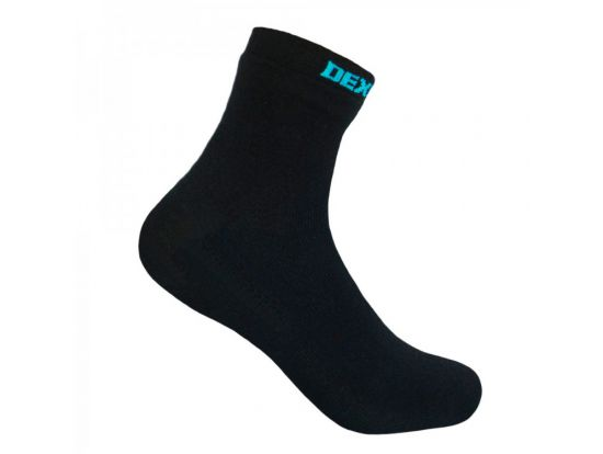 Dexshell Ultra Thin Socks BK L Носки водонепроницаемые чёрные