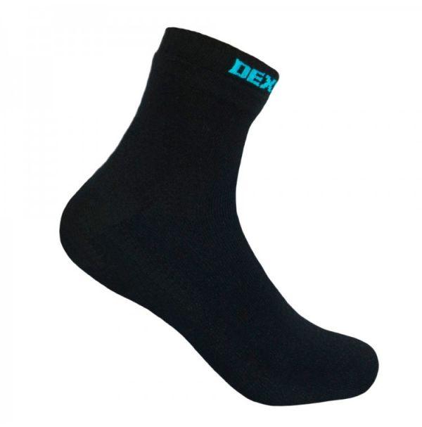 Dexshell Ultra Thin Socks BK XL Носки водонепроницаемые чёрные