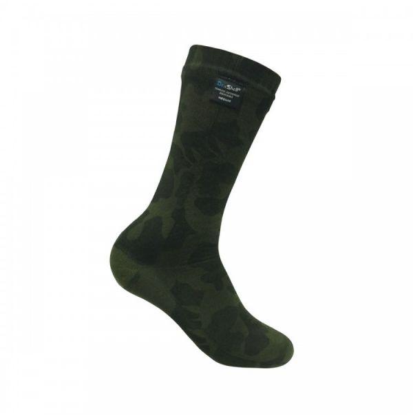 Dexshell Waterproof Camouflage Socks XL Носки водонепроницаемые камуфляж