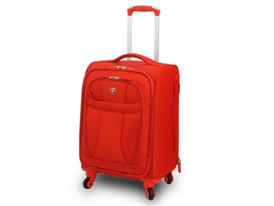 Чемодан WENGER NEO LITE Pilot Case 20, цвет оранж., полиэстер, 51х36х22 см