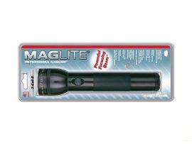 Фонарик MAGLED/2D (черный)