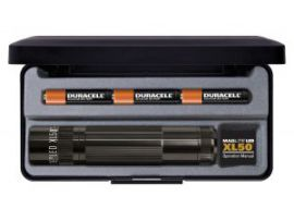 Фонарик Maglite XL50 LED/3A3 (черный)