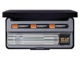 Фонарик Maglite XL50 LED/3A3 (серебр)