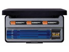 Фонарик Maglite XL50 LED/3A3 (синий)
