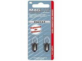 MAGNUM STAR запасна ялампочка к 6С или 6D в блистере