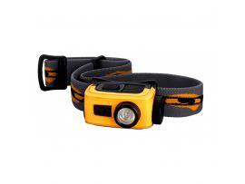 Налобный фонарь Fenix HL22R4 желтый (120 лм, 1хAA)