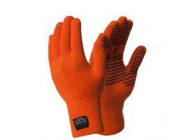 Перчатки водонепроницаемые Dexshell ThermFit TR S оранжевые