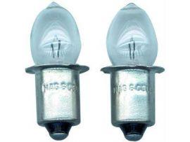 WHITE STAR 2 запасные лампочки к 6С или 6D в блистере