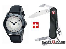 """Набор часы Alpine и нож """"Wenger"""" Evolution ST 10.814"""