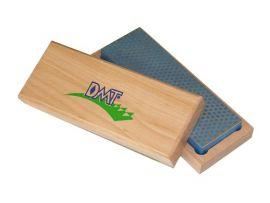 """DMT 6"""" точильный камень абразивный алмазный Whetstone™, грубый, в деревянной коробке"""