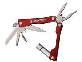 Мультитул Swiss+Tech Mini Multi-Tool 8-in-1
