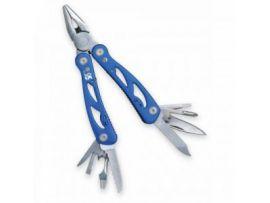 Мультитул Swiss+Tech Pocket Multi-Tool 12-in-1, blue