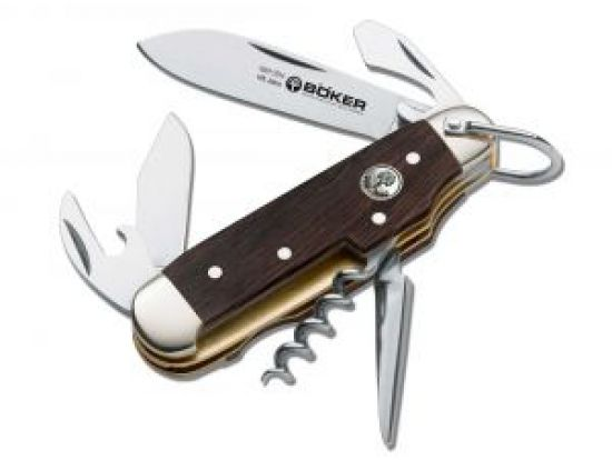 Нож Boker Sportmesser Anniversary Ebony