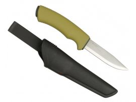 Нож Morakniv Bushcraft Triflex, carbon steel