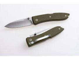 Нож складной Lionsteel Big Opera G10 green