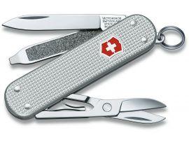 Victorinox CLASSIC ALOX  58мм/1сл/5предм/Barelycorn /ножн