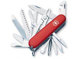 Victorinox CRAFTSMAN  91мм/22предм/крас  /отверт/ножн/плоск/пила/напил/стам/крюк