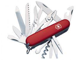 Victorinox HANDYMAN  91мм/24предм/крас /штоп/ножн/плоск/пила/напил/стам/крюк/отверт