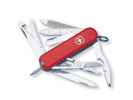 Victorinox MINICHAMP  58мм/16предм/крас /ножн/отверт/лин/ручка/скреб