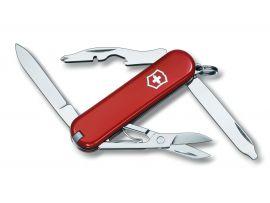 Victorinox RAMBLER   58мм/2сл/10предм/крас /ножн/отверт