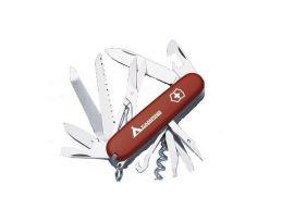 Victorinox RANGER  91мм/21предм/крас.лого /штоп/ножн/пила/напил/стам/крюк/отверт