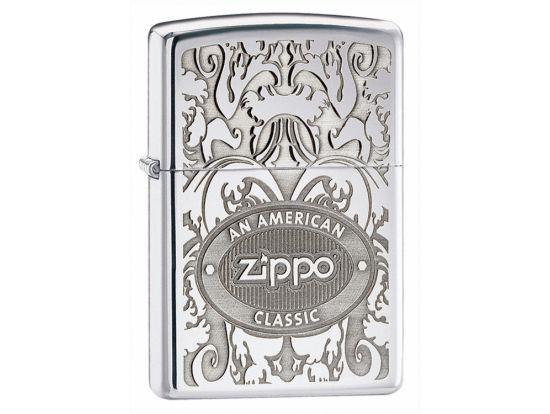 Зажигалка бензиновая Zippo AMERICAN CLASSSIC
