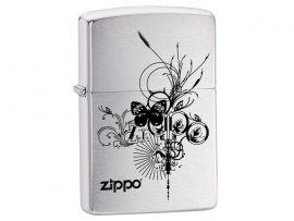 Зажигалка бензиновая Zippo BUTTERFLY