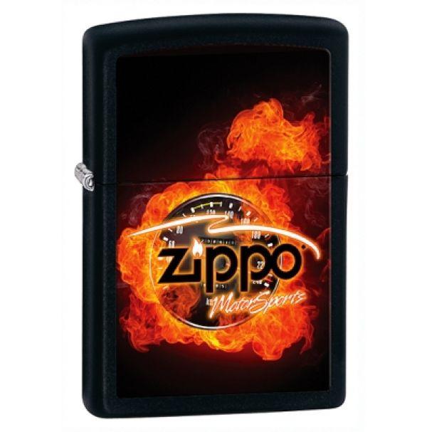 Зажигалка бензиновая Zippo 218 ZIPPO MOTORSPORTS