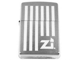 Зажигалка бензиновая Zippo ZI VERTICAL