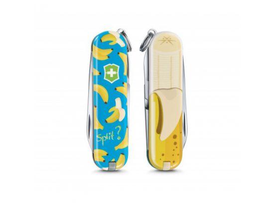 Victorinox Classic LE Banana Split 58 мм/7функ/цветной