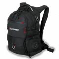 Рюкзак WENGER «PEAK», черный, полиэстер, 34х23х50 см, 30 л,  1,485 кг