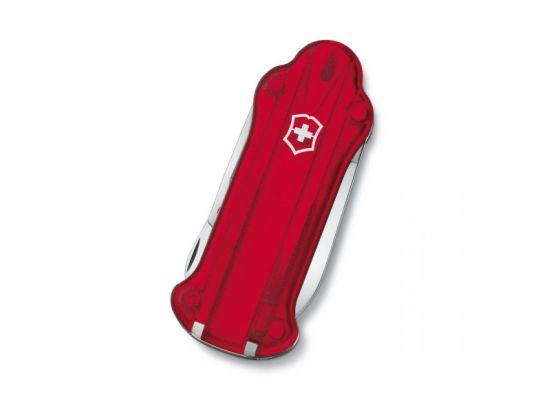 Victorinox GOLFTOOL 91мм/10предм/крас.прозр /ножн/гольф