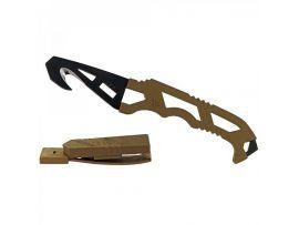 Нож Gerber Crisis Hook Knife TAN499, блистер