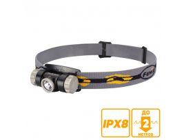 Налобный фонарь Fenix HL23 серый (150 лм, 1хAA)